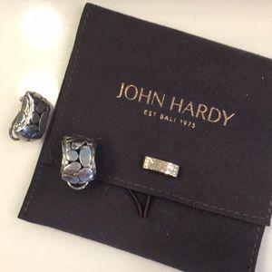 John Hardy Sterling Silver Kali Collection Earring